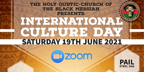 International Culture Day 2021 tickets