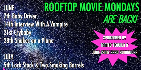 Rooftop Movie Monday: DIRTY DANCING tickets