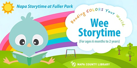 Storytime in the Park: Napa Wee Friday tickets