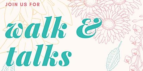 Motherhoood Walk & Talks tickets