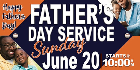 Father's Day Worship Service tickets
