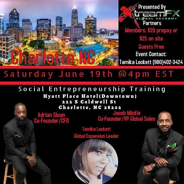The Social Entrepreneurship Presentation image