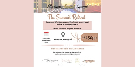 Business Impact Summit 2021 tickets