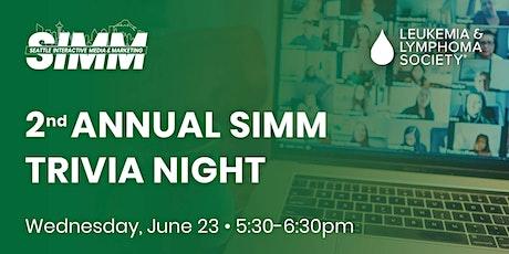 2nd Annual SIMM Trivia Night tickets