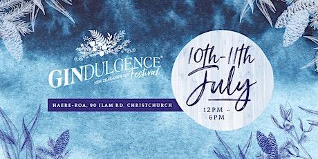 Christchurch Winter Gindulgence | July 2021 | Saturday tickets