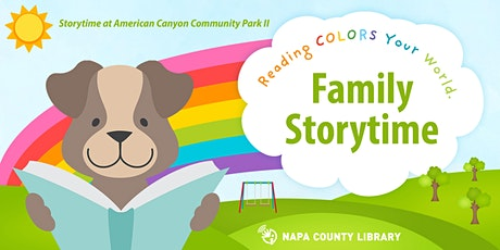 Storytime in the Park: American Canyon tickets