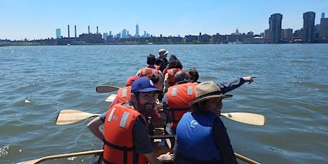 Canoe Public Paddle tickets