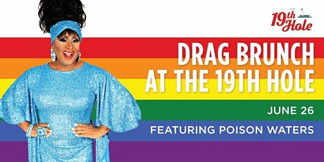 Drag Brunch of Your Dreams with Poison Waters tickets