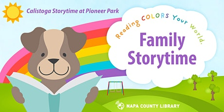 Storytime in the Park: Calistoga tickets