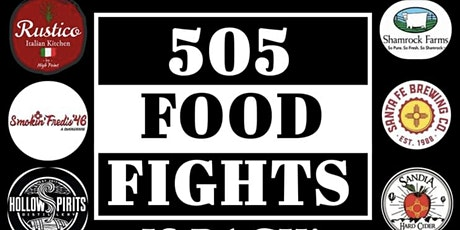 505 Food Fights tickets