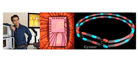 Electromagnetics, Circuits & Systems Enables The Third Wireless Revolution! tickets