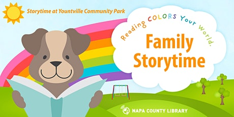 Storytime in the Park: Yountville tickets