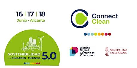 """""""Sostenibilidad en Ciudades y Turismo 5.0"""" entradas"""
