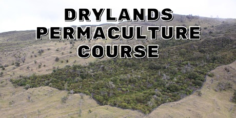 Drylands Permaculture Course RSVP tickets