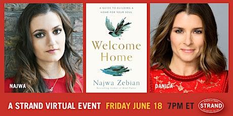 Najwa Zebian + Danica Patrick: Welcome Home tickets