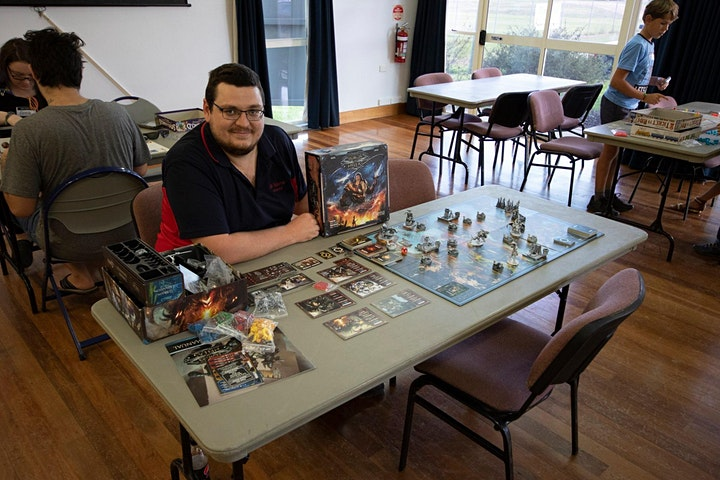 Gamez Knight - Community Board Game Event image