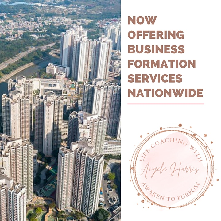 """Business Formation: """"Choosing the right business entity for your business."""" image"""