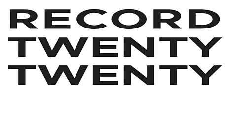 RECORD TWENTY TWENTY tickets