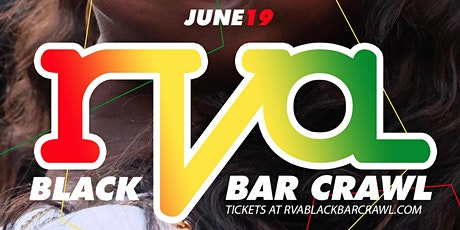 RVA Black Bar Crawl 2021: A Juneteenth Celebration tickets