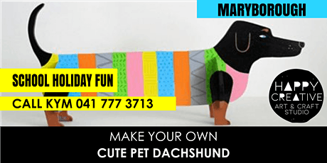 Cute Pet Dachshund tickets