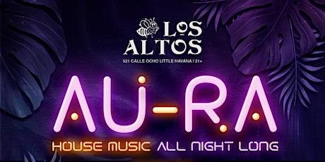 Au•Ra Thursday's at Los Altos tickets