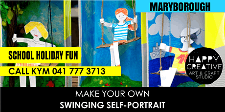 Swinging Self-Portrait tickets