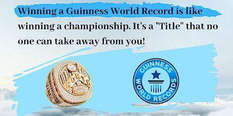Magnetic Entrepreneur - Guinness World Records tickets
