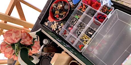 KidsFestTool Lendery workshops - Old skool needlework 9-14 year olds tickets
