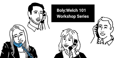 Boly:Welch 101:  Secrets of Working With a Recruiter tickets