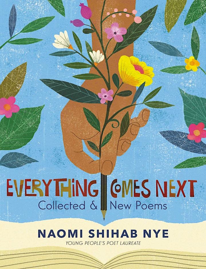 Books in Common NW: Barbara Ras & Naomi Shihab Nye image