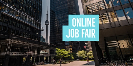 Online Job Fair Event: Connect with the Fastest Growing Companies tickets