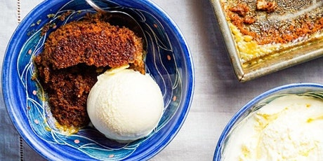 FREE Cooking Class: Pain Patate ~ Haitian Sweet Potato Bread Pudding tickets