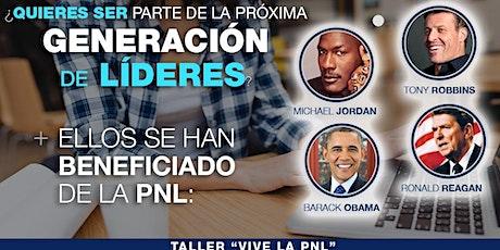 VIVE LA PNL & CERTIFICACIÓN INTERNACIONAL EN PROGRAMACIÓN NEUROLINGUISTICA entradas