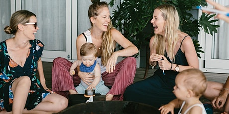 Mums + Bubs + Toddlers Cuppa and Chat tickets