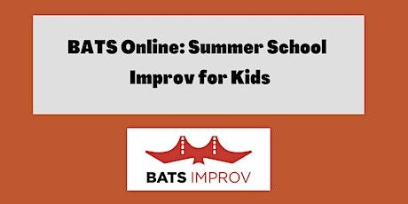 Online: Improv for Kids tickets