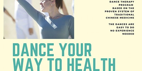 DANCE your way to Health Workshop SOLD OUT tickets