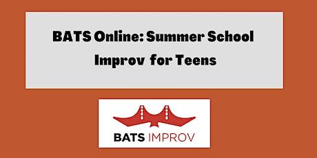 Online: Summer School Improv for Teens tickets