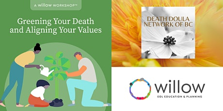Greening Your Death and Aligning Your Values - A Willow Workshop tickets