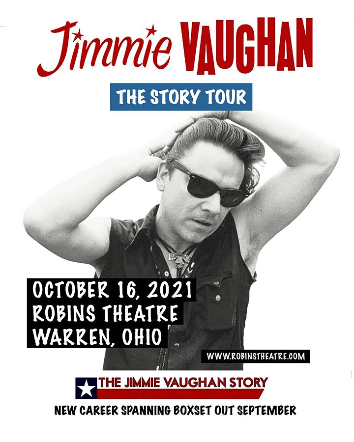 Jimmie Vaughan's The Story Tour image
