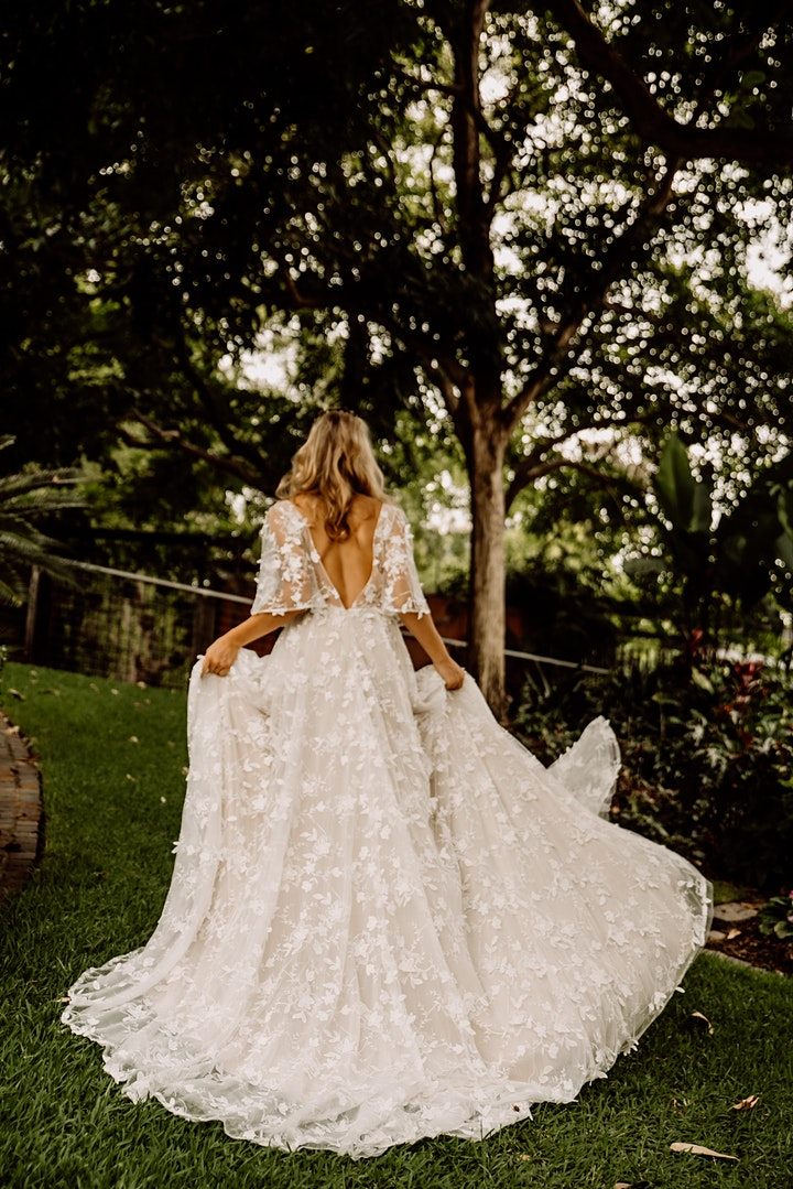 Two Hearts Bridal Studio - Bridal Gown Shower - Sunday July 18th, 2021 image