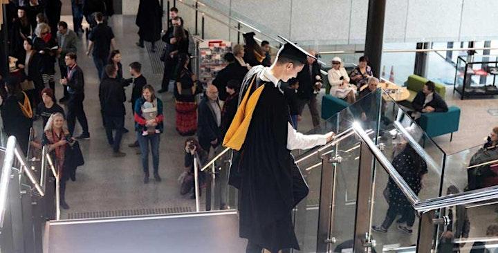 The University of Waikato Tauranga Graduation 2021 image