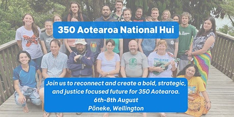 350 Aotearoa Hui tickets
