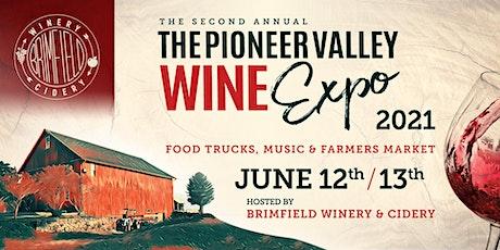 Pioneer Valley Wine Festival tickets