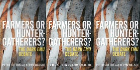 In conversation with Peter Sutton and Keryn Walshe tickets