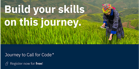 Journey to Call for Code: EMEA Bootcamp tickets