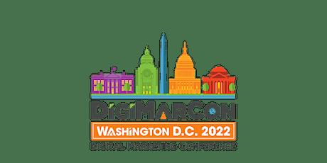 DigiMarCon Washington DC 2022 - Digital Marketing Conference tickets