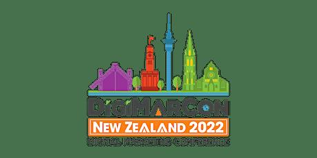 DigiMarCon New Zealand 2022 - Digital Marketing Conference & Exhibition tickets