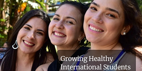 Growing Healthy international Students (GHIS) tickets