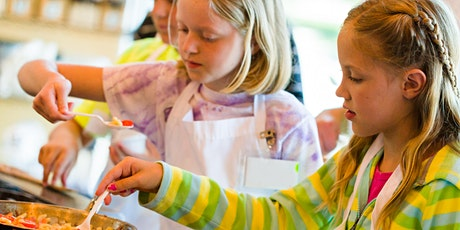 Kids Cooking Camp (Ages 10-12): Around the World in 3 Days tickets