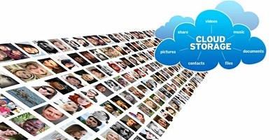 Tech Help – Photo and Cloud storage – Adult Event